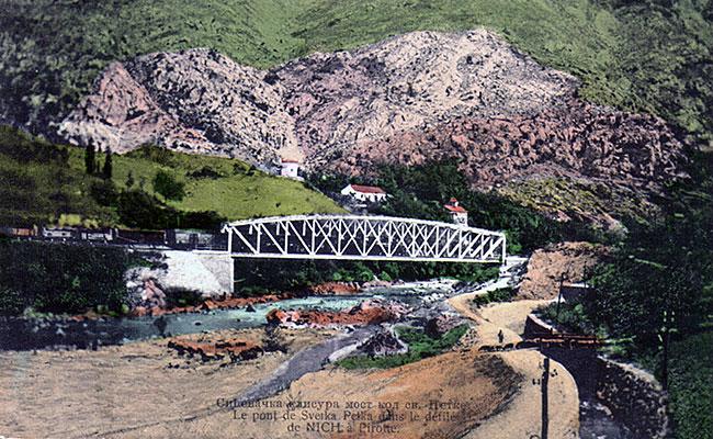 Нишка Бања и Сићевачка клисура – стециште  монаха