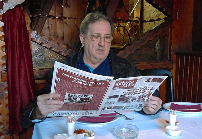 Да ли знате како је Раднички недељу дана крио Димоског од Звезде и Партизана?