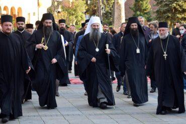 Патријарх у Нишу – Oтвoрен Музеј црквених старина Православне Епархије нишке