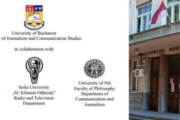 Департман за новинарство и комуникологију нишког Филозофског факултета учествује на Регионалној конференцији из области новинарства и комуникологије