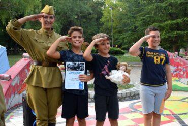 """Одржано прво такмичење """"Деца победе"""" у Нишу – игра за развијање оријентације у простору"""